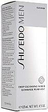 Parfémy, Parfumerie, kosmetika Peeling pro hluboké čištění - Shiseido Men Deep Cleansing Scrub