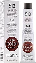 Parfémy, Parfumerie, kosmetika Tónovací balzám - Revlon Professional Nutri Color Creme 3 in 1