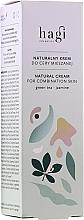 Parfémy, Parfumerie, kosmetika Přírodní krém na smíšenou pleť - Hagi Natural Cream