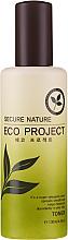 Parfémy, Parfumerie, kosmetika Pleťový toner - Secure Nature Eco Project Toner