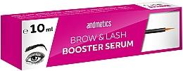 Parfémy, Parfumerie, kosmetika Sérum na růst obočí a řas - Andmetics Brow & Lash Booster Serum