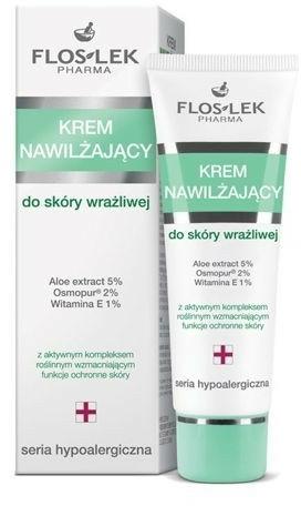 Hydratační krém pro citlivou pleť - Floslek Face Cream