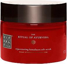 Parfémy, Parfumerie, kosmetika Peeling na tělo - Rituals The Ritual of Ayurveda Body Scrub