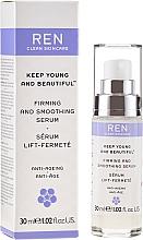 Parfémy, Parfumerie, kosmetika Sérum pro obličej posilující a vyhlazující - Ren Keep Young and Beautiful Smoothing Serum