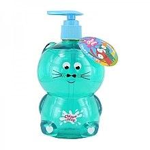 """Parfémy, Parfumerie, kosmetika Dětský sprchový gel """"Kočka"""" - Chlapu Chlap Bath & Shower Gel"""