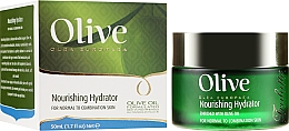 Parfémy, Parfumerie, kosmetika Výživný krém na obličej - Frulatte Olive Oil Nourishing Hydrator