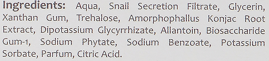 Esence-maska na obličej - Orientana Bio Essence-Mask Snail Secretion Filtrate — foto N3