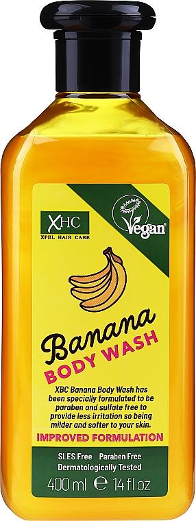 "Sprchový gel ""Banán"" - Xpel Marketing Ltd Banana Body Wash"