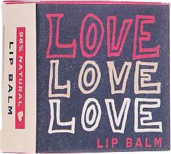 Parfémy, Parfumerie, kosmetika Balzám na rty - Bath House Love Love Love Citrus Fresh Lip Balm