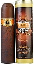 Parfémy, Parfumerie, kosmetika Cuba Orange - Parfémovaná voda