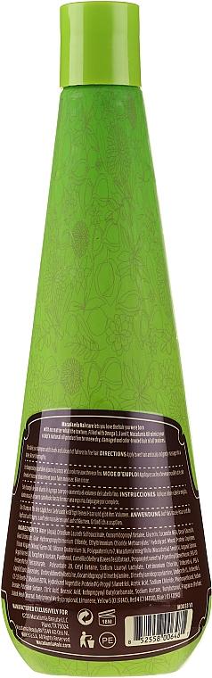 Šampon pro objem vlasů - Macadamia Natural Oil Volumizing Shampoo — foto N2