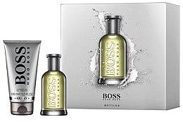Parfémy, Parfumerie, kosmetika Hugo Boss Boss Bottled - Sada (edt/50ml + sh/gel/100ml)