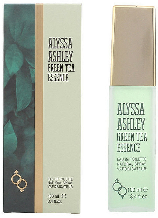 Alyssa Ashley Green Tea Essence - Toaletní voda — foto N2
