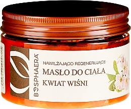 Parfémy, Parfumerie, kosmetika Hydratační a regenerační olej na tělo Višňový květ - Bosphaera