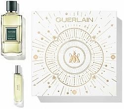 Parfémy, Parfumerie, kosmetika Guerlain Vetiver - Sada (edt/100ml + edt/15ml)
