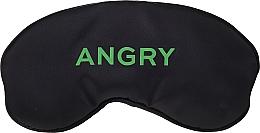 Parfémy, Parfumerie, kosmetika Škraboška na spaní - Revolution Skincare Angry Mood Soothing Sleeping Eye Mask