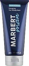 Parfémy, Parfumerie, kosmetika Prostředek na péči o vlasy a tělo pro muže - Marbert Man Skin Power Hair & Body Wash