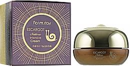 Parfémy, Parfumerie, kosmetika Oční krém s hlemýždím mucinem - FarmStay Escargot Noblesse Intensive Eye Cream