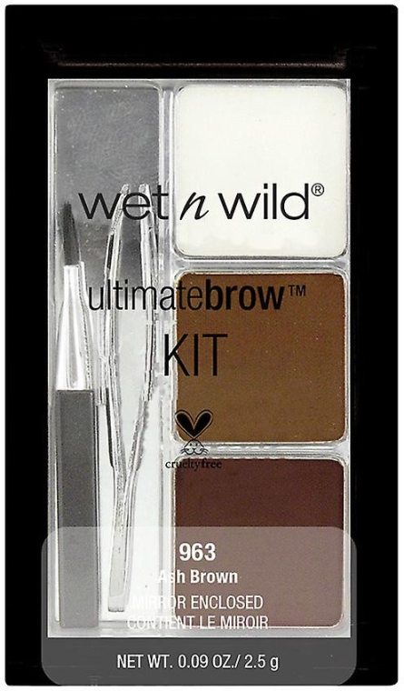 Sada na obočí - Wet N Wild Ultimate Brow Kit