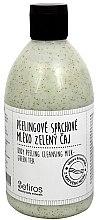Parfémy, Parfumerie, kosmetika Sprchové mléko - Sefiros Body Peeling Cleansing Milk Green Tea