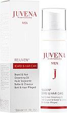 Parfémy, Parfumerie, kosmetika Olej na vousy a vlasy - Juvena Rejuven Men Beard & Hair Grooming Oil