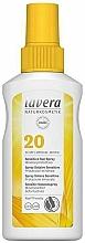 Parfémy, Parfumerie, kosmetika Sprej na ochranu proti slunci pro citlivou pokožku - Lavera Sensitive Sun Spray SPF 20