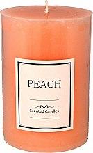 Parfémy, Parfumerie, kosmetika Vonná svíčka - Artman Peach Candle