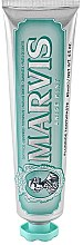 Parfémy, Parfumerie, kosmetika Zubní pasta Bedrník anýz a máta - Marvis Anise Mint