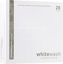 Parfémy, Parfumerie, kosmetika Profesionální bělicí proužky - WhiteWash Laboratories Professional Whitening Strips