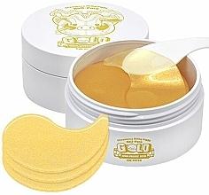Parfémy, Parfumerie, kosmetika Omlazující hydrogelové náplati pod oči se zlatem a kyselinou hyaluronovou - Elizavecca Gold Hyaluronic Acid Eye Patch