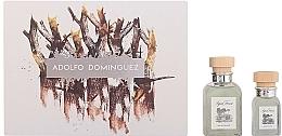 Parfémy, Parfumerie, kosmetika Adolfo Dominguez Agua Fresca - Sada (edt 120ml + edt 30ml)