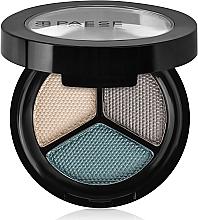 Parfémy, Parfumerie, kosmetika Oční stíny - Paese Opal Eyeshadows Trio Perl Silk