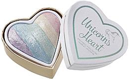 Parfémy, Parfumerie, kosmetika Rozjasňovač - I Heart Revolution Unicorns Heart