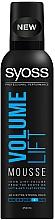 """Parfémy, Parfumerie, kosmetika Pěna pro styling vlasů """"Volume Lift"""", extra silná fixace - Syoss Volume Lift"""