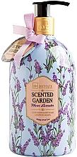 Parfémy, Parfumerie, kosmetika Tekuté mýdlo na ruce - IDC Institute Scented Garden Hand Wash Warm Lavender
