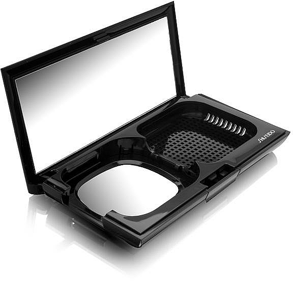 Paleta na náhradní náplň kompaktního pudru - Shiseido Advanced Hydro-Liquid Compact Case — foto N2