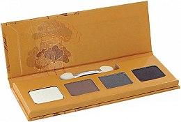 Parfémy, Parfumerie, kosmetika Paleta očních stínů - Couleur Caramel Palette Regard Sublime