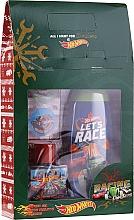 Parfémy, Parfumerie, kosmetika Sada - Uroda For Kids Hot Wheels (sh/gel/250ml + edt/50ml + stickers)