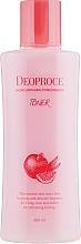 Parfémy, Parfumerie, kosmetika Anti-age toner s extraktem z granátového jablka a kyselinou hyaluronovou - Deoproce Hydro Antiaging Pomegranate Toner