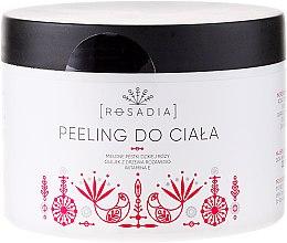 Parfémy, Parfumerie, kosmetika Tělový peeling - Rosadia