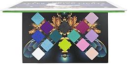 Parfémy, Parfumerie, kosmetika Paletka očních stínů - Moira Never Ending Lights Shadow Palette