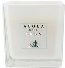 Parfémy, Parfumerie, kosmetika Aromatická svíčka ve skle - Acqua Dell Elba Giglio Delle Sabbie Scented Candle