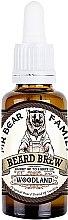 Parfémy, Parfumerie, kosmetika Olej na bradu - Mr. Bear Family Brew Oil Woodland