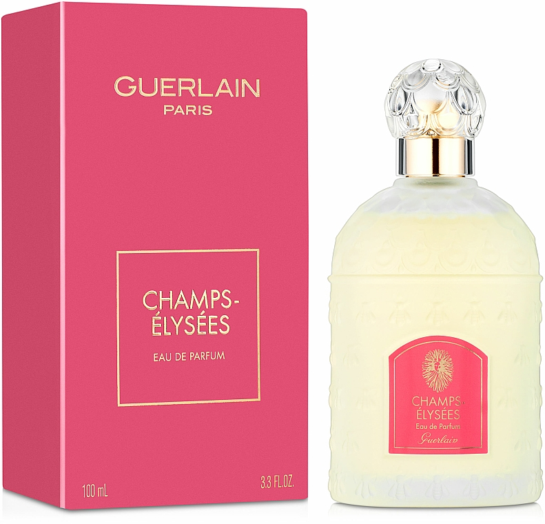 Guerlain Champs-Elysees Eau de Parfum - Parfémovaná voda — foto N2