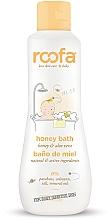 Parfémy, Parfumerie, kosmetika Přípravek do koupele s medem - Roofa Honey Bath Gel