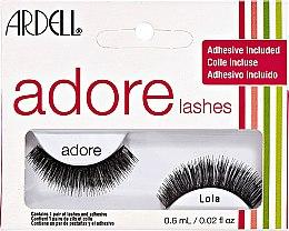 Parfémy, Parfumerie, kosmetika Umělé řasy - Ardell Adore Strip Lashes with Adhesive Lola