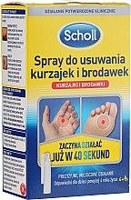 Parfémy, Parfumerie, kosmetika Sprej pro odstranění bradavic - Scholl Verruca and Warts Removing Spray