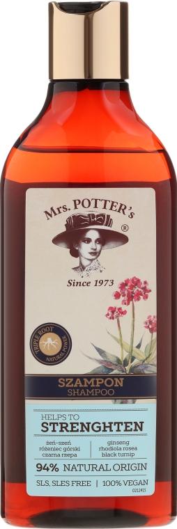 Šampon - Mrs. Potter's Helps To Strenghten Shampoo