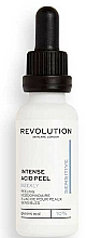 Parfémy, Parfumerie, kosmetika Intenzivní peeling pro citlivou pleť - Revolution Skincare Intense Acid Peel For Sensitive Skin