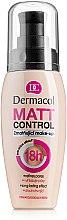Parfémy, Parfumerie, kosmetika Zmatňující make-up - Dermacol Matt Control